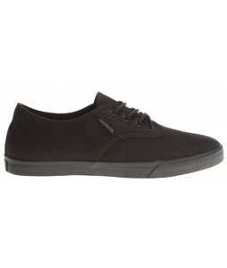 Gravis Slymz Shoes All Black