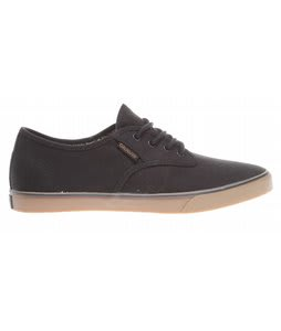 Gravis Slymz Shoes Black/Gum
