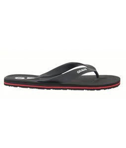 Gravis Waterpipes Sandals Black