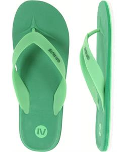 Gravis Waterpipes Sandals Poison Green