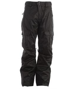 Gravity Bennie Insulated Snow Pants Black