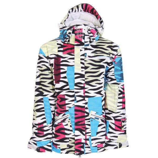Grenade Sketchnicolor D Snowboard Jacket