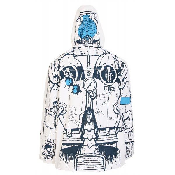 Grenade Shell Jacket Grenade Ub2 Snowboard Jacket