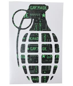 Grenade 8.5in Die Cut Sticker Og