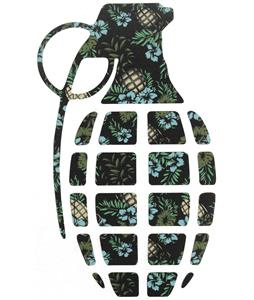 Grenade Aloha Heights Sticker Floral Bomb 8.5in