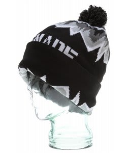 Grenade Alpine Beanie Black
