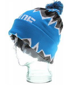Grenade Alpine Beanie Blue