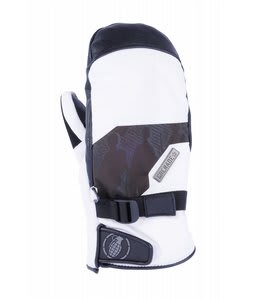 Grenade Apache Mittens White