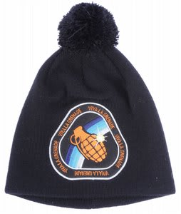 Grenade Apollo Beanie Black
