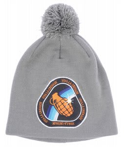 Grenade Apollo Beanie Gray