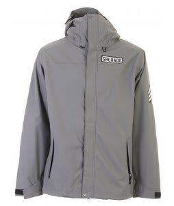 Grenade Army Corps Snowboard Jacket Grey