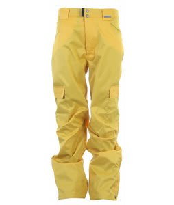 Grenade Army Corps Snowboard Pants Yellow