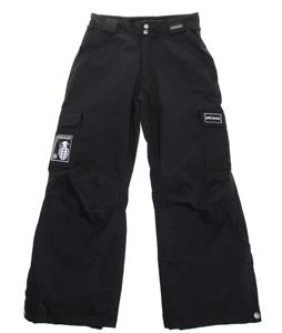 Grenade Army Corps Snowboard Pants Black
