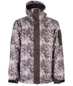 Grenade Artist Series Rip Zinger Snowboard Jacket Gray