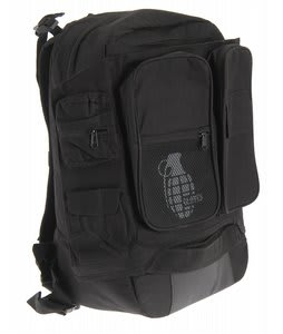 Grenade Astro Backpack Black
