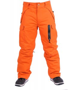 Grenade Astro Snowboard Pants Orange