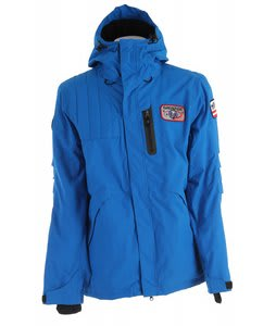 Grenade Astro Snowboard Jacket Blue