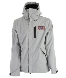 Grenade Astro Snowboard Jacket Gray