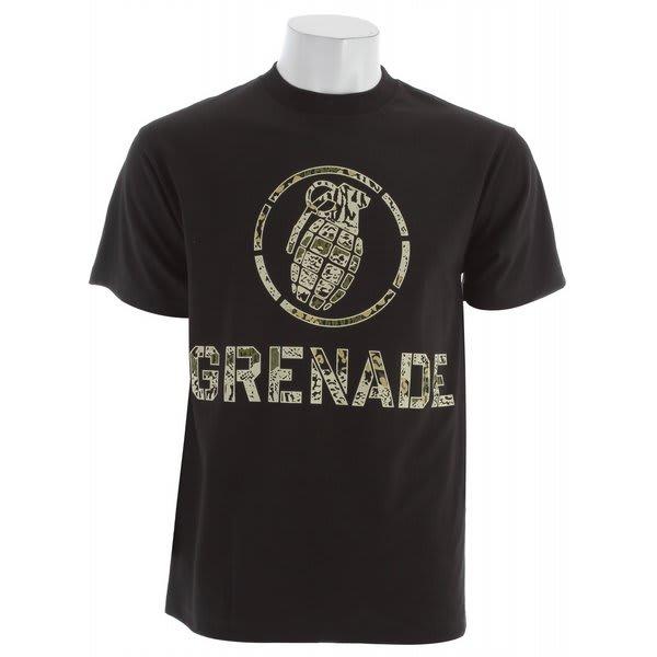 Grenade Battle Camo T-Shirt
