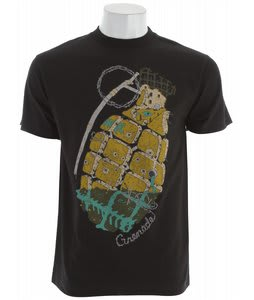 Grenade Battlefield T-Shirt Black