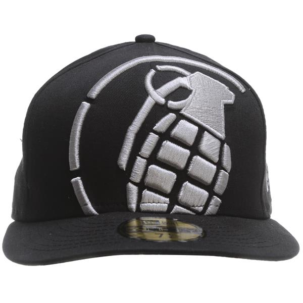 Grenade Big Crop Cap