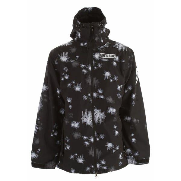 Grenade Blast Camo Snowboard Jacket