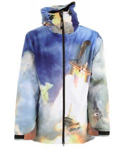 Grenade Blast Off Snowboard Jacket Blue