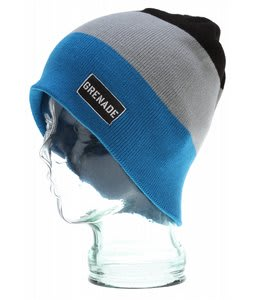 Grenade Block Head Beanie Blue