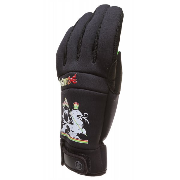 Grenade Bob Gnarly Gloves