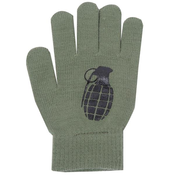 Grenade Bomb Gloves
