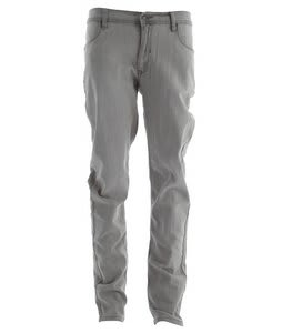 Grenade Bronson Skinny Jeans Gray