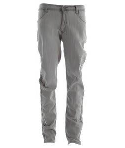 Grenade Bronson Skinny Jeans Gray