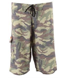 Grenade Camo Bomb Boardshorts Camo