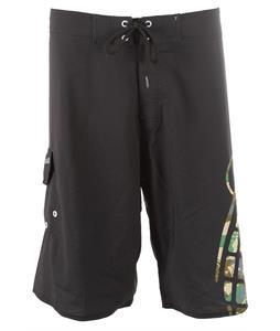 Grenade Camo Whamo Boardshorts Black
