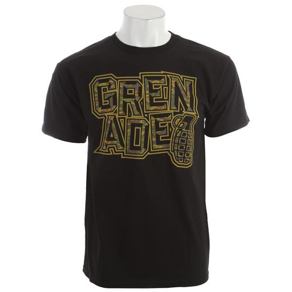 Grenade Camo Block T-Shirt