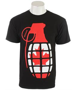 Grenade Canadian Flag T-Shirt