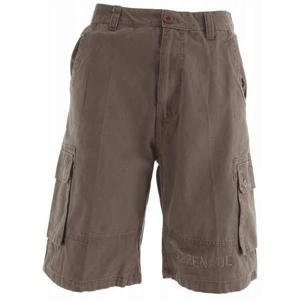 Grenade Cargo Shorts