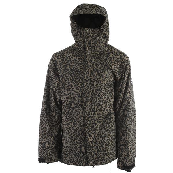 Grenade Cheetah Bomb Snowboard Jacket