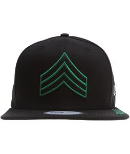 Grenade Chevron Cap Black