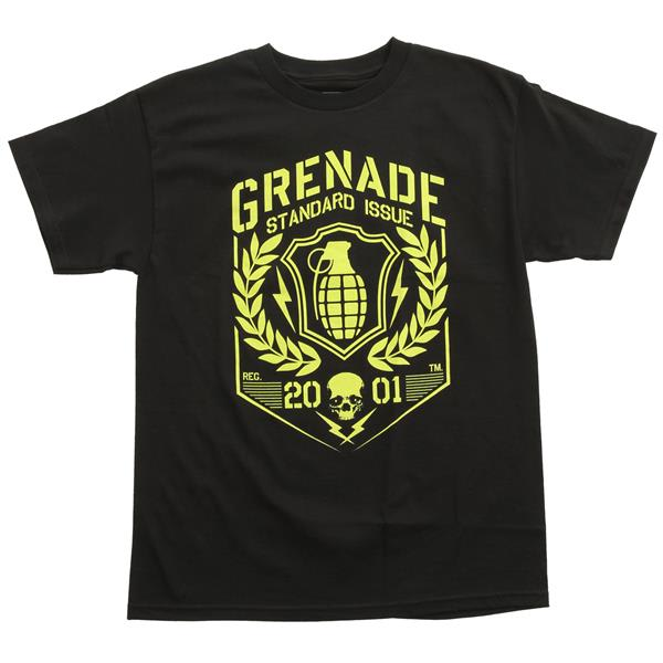 Grenade Coat Of Arms T-Shirt
