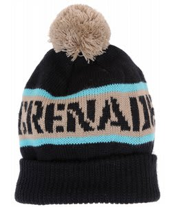 Grenade Color Block Beanie