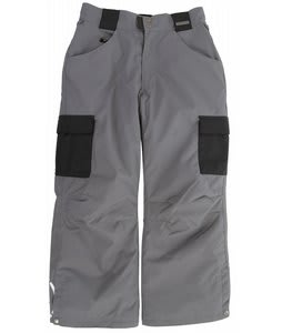 Grenade Corps Snow Pants Gray
