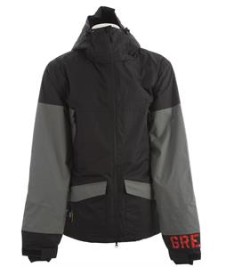 Grenade Decoater Snowboard Jacket Black/Gray