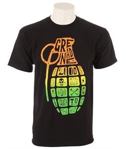 Grenade Dia De Los Bombas T-Shirt