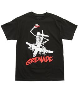 Grenade Dive Bomber T-Shirt Black