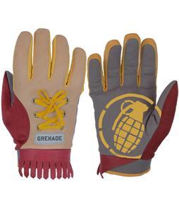 Grenade Dk Gloves Tan