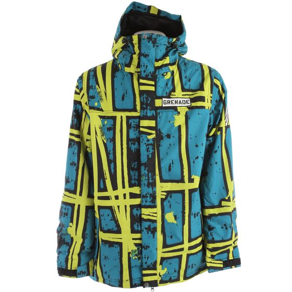 Grenade Doom Stripes Snowboard Jacket