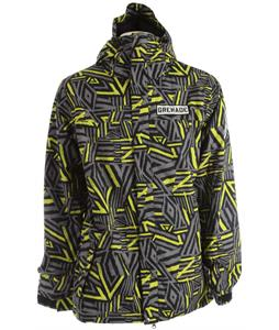 Grenade Doom Vision Snowboard Jacket Black