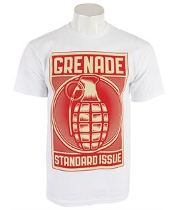 Grenade Etched Bomb T-Shirt