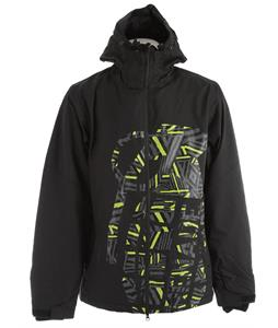 Grenade Exploiter Snowboard Jacket Black/Doomvision